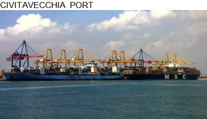 Ports oceaninsights liner news - Port of civitavecchia cruise terminal ...